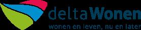 Logo deltaWonen
