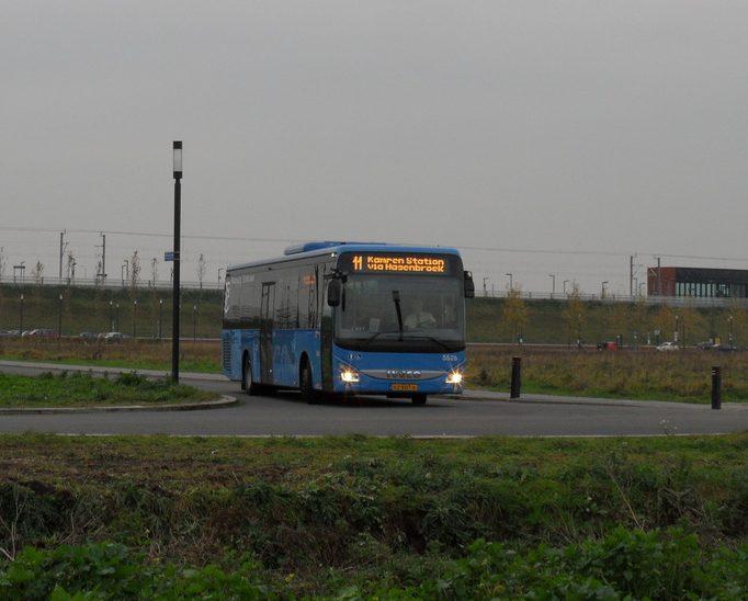 Buslijn 11 Kampen